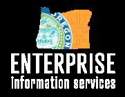 Oregon Enterprise Information Services logo in orange
